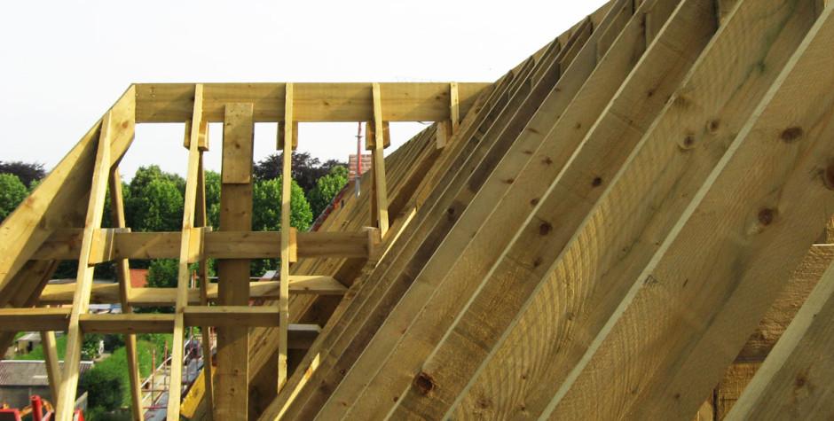 Hout luyten morkhoven herentals idee n voor binnen en buiten daktimmer - Idee om uw huis te vergroten ...